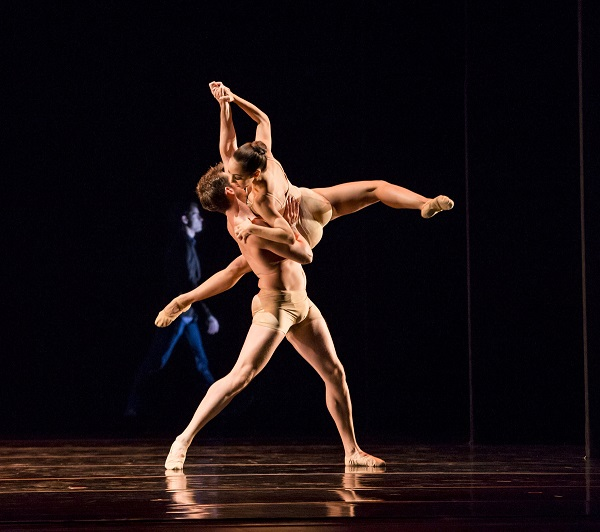 Joffrey Ballet - Crossing Ashland ft. Matthew Adamczyk  Amanda Assucena - Photo by Cheryl Mann